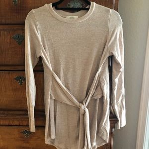 Anthropologie Pure Good Sweater Tunic
